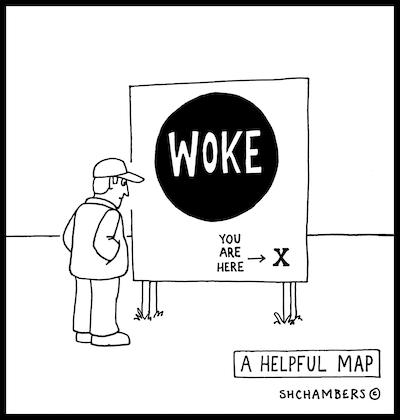 chambers woke map post